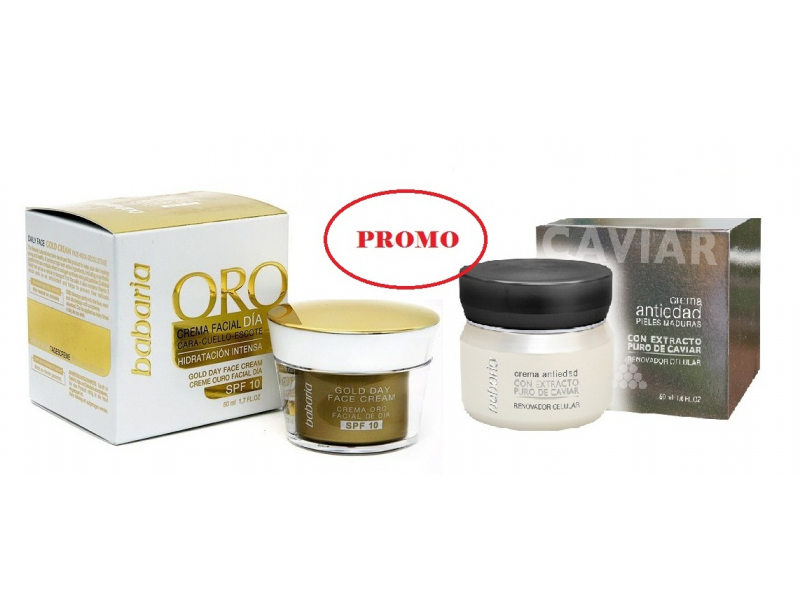 Set Gold si Caviar